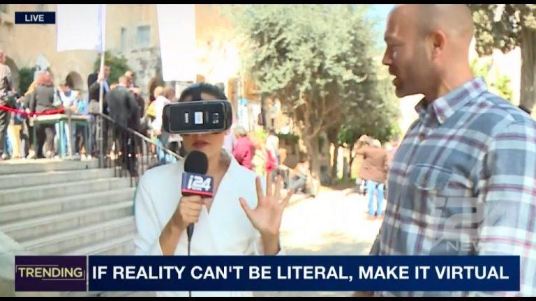 Maya Kramer interviews Dean Stern about Inception VR